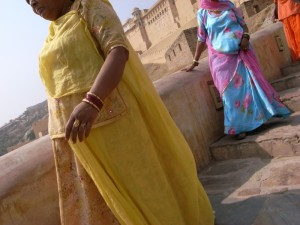 Amber Fort, Jaipur, Steven Lee 2009