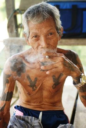 Nanga Sumpa, Sarawak, Franco Pagnoni 2009