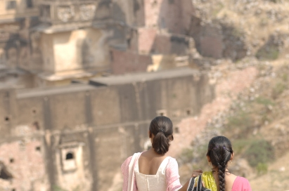 Amber Fort, Jaipur, Andy Craggs 2009