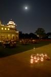 Rambagh Palace Moonrise, Jaipur, Andy Craggs 2009