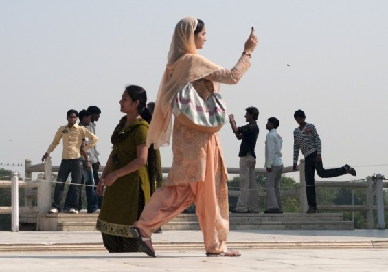 Red Fort, Delhi, Steven Lee 2009