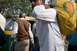 On the move, Delhi, Steven Lee 2009